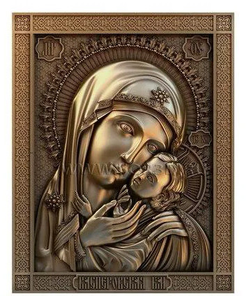 Ікона Касперовская  Богоматерь