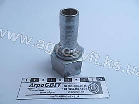 """Ниппель DKR-F 1""""-11 (под шланг dу=20 мм.)"""