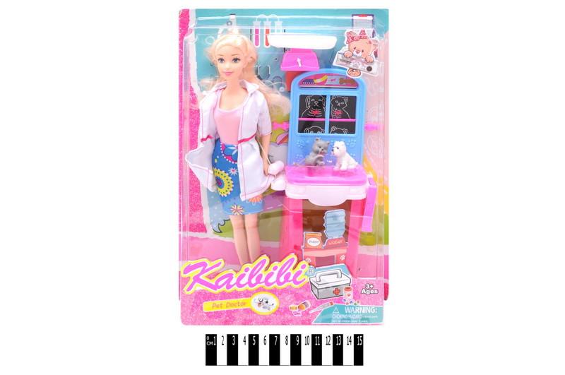 Кукла-ветеринар Kaibibi