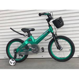 """Детский Магниевый Велосипед TopRider 16 дюймов """"TT001"""" красный, фото 2"""