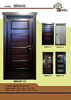 Двері купе BRAVO