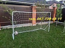 Футбольные ворота металлические МТ Bambi  M 01