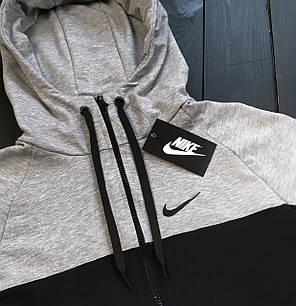 Мужской спортивный костюм в стиле Nike (весна/осень), фото 2