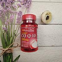 Puritan's pride Q-SORB™ Co Q-10 100 mg 60 Rapid Release Softgels