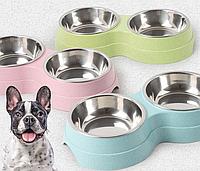 Миска для кота,собаки, тарелка для кота и собаки.