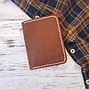 Бумажник с зажимом кожаный Stedley, фото 2
