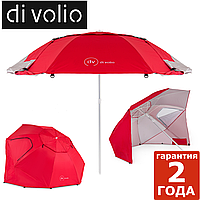 Пляжний зонт di Volio Sora червоний