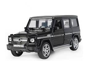 Машинка мерседес Гелендваген 1:32 Mercedes G-500 Gelenvagen
