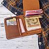 Бумажник с зажимом кожаный Stedley, фото 3