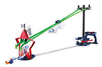 Трек Турбо Zip Line Stunt Race