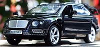 Машинка колекційна Bentley Bentayga 1:32, фото 1