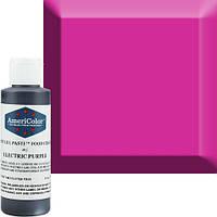 """Electric purple /Электрический пурпур """"Америколор"""" 20 гр. (гелевый краситель на водной основе)"""