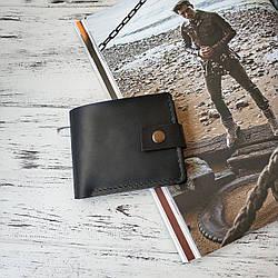 Бумажник Stedley классический чёрный