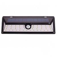 LED светильник на солнечной батарее с датчиком движения 27W 6000K IP64 Luxel (SSWL-02C)