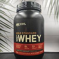 100% Whey Gold Standard Optimum Nutrition 900 грамм США