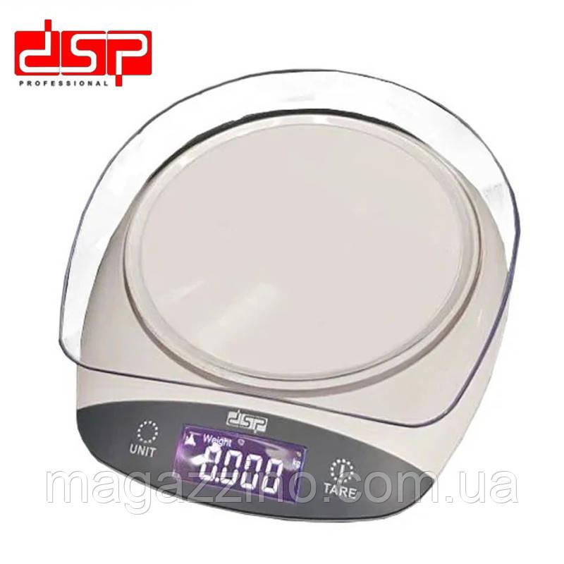 Весы кухонные DSP KD-7003, 3 кг.