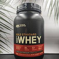 100% Whey Gold Standard Optimum Nutrition (протеин голд стандарт)  900 г, США