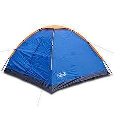 Палатка 3-х местная Coleman 1012.
