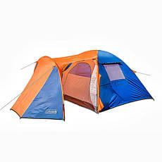 Палатка 3-х местная Coleman 1504.