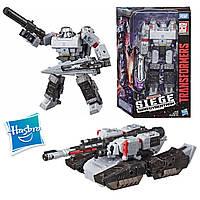 Трансформер Мегатрон Осадный Класс Вояджер WFC-S12 Transformers Generations War for Cybertron Megatron