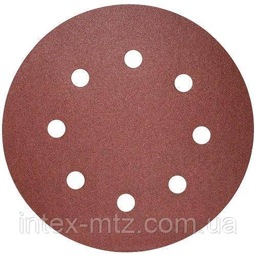 Шлифовальный круг на липучке S&R D190 P320 - фото 1