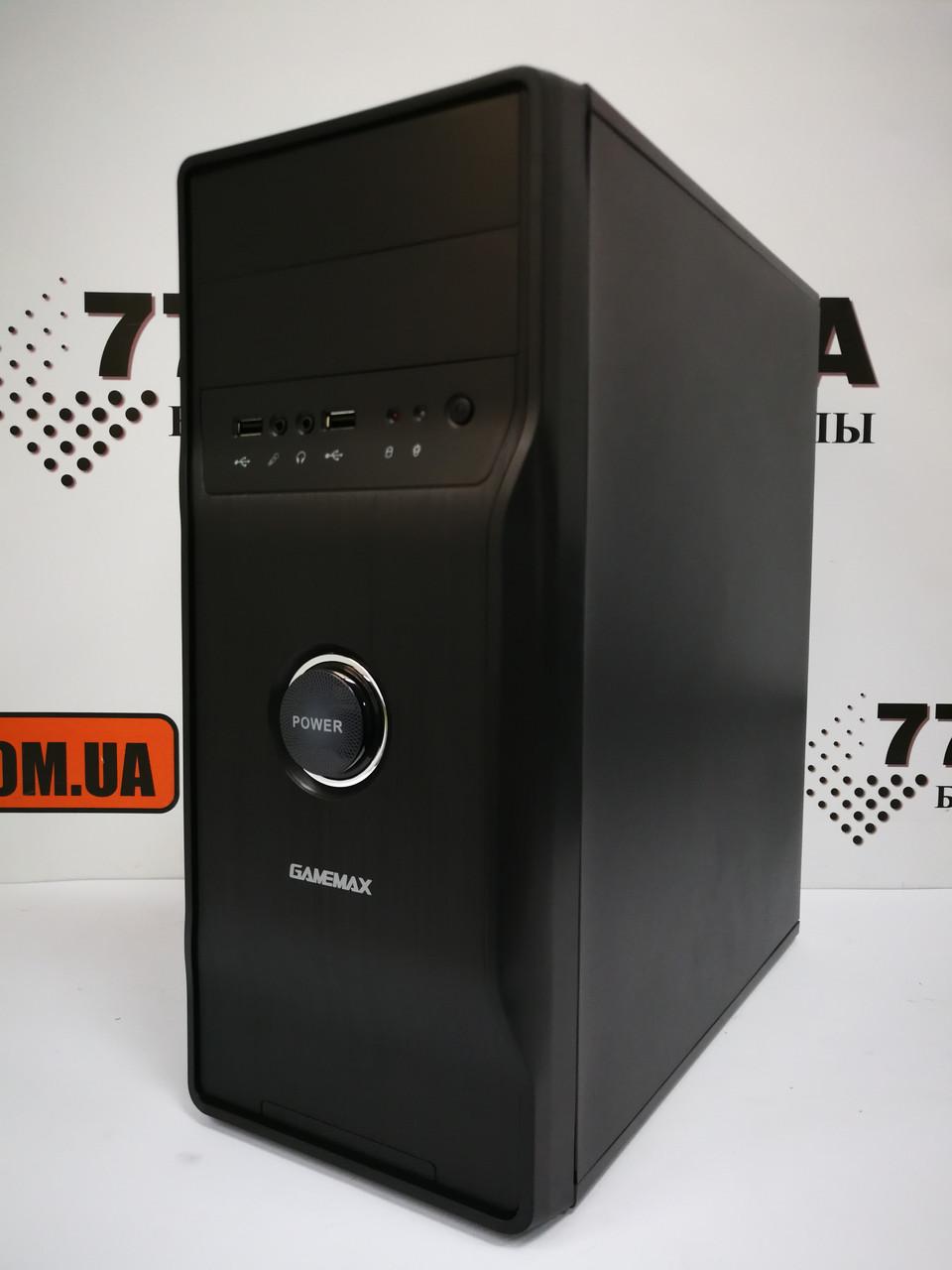 Игровой компьютер EuroCom, Intel Core i5-2500 3.7GHz, RAM 8ГБ, SSD 120ГБ, HDD 500ГБ, Radeon RX 470 4GB
