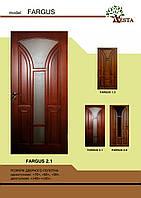 Двери деревянные межкомнатные сосна FARGUS