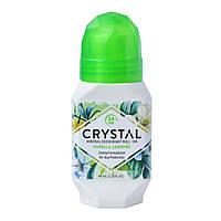 Минеральный шариковый дезодорант без аллюминия - жасмин и ваниль Crystal Body Deodorant