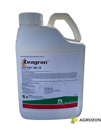 Гербицид Зеагран 350 Nufarm - 5 л, фото 2