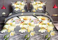 Постельное бельё,бязь.Двухспальный комплект 175х215 комплект постельного белья