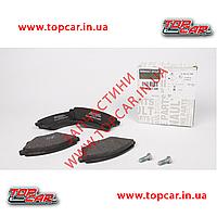 Тормозные колодки передние на Renault Kango II 08-  ОРИГИНАЛ 410601334R