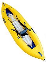 Надувная байдарка Red River 300 Raft, одноместный каяк для рафтинга Редривер 300