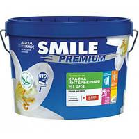 Краска интерьерная латексная «SMILE®» PREMIUM SI23 4.2кг/3л