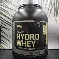 Platinum HydroWhey Optimum Nutrition 1590 грамм Hydro Whey гидролизат белка
