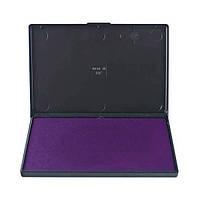 Подушка штемпельная Trodat 9052 110х70 мм фиолетовая