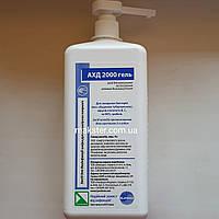 Антисептическое средство АХД 2000 гель, 1000 мл