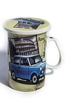 Чашка для заварки 320мл Авто 2052-3 (39563)
