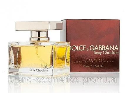Жіноча парфумована вода Dolce & Gabbana The One Sexy Chocolate 75 мл
