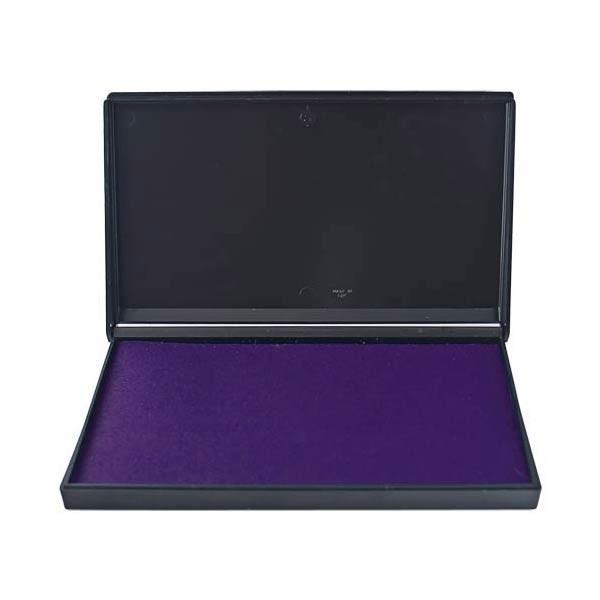 Подушка штемпельная Trodat 9053 160х90 мм фиолетовая