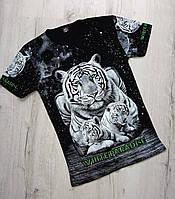 Мужская футболка White Paradise ХЛ