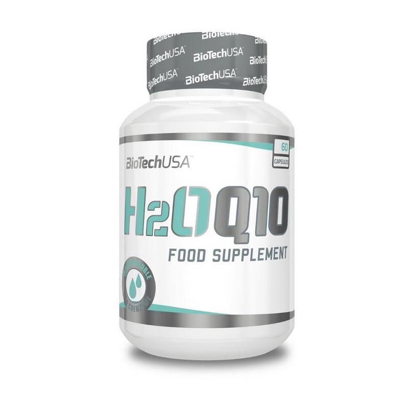 Антиоксидант BioTech USA H2O Q10 60 caps