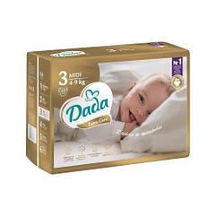 Підгузки Dada Extra Care 3 (4-9кг), 40шт