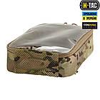 M-Tac органайзер утилітарний прозорий Elite Large (30х19 см) Multicam, фото 4