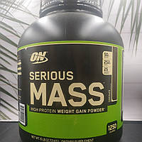 ON Serious Mass Optimum Nutrition 2720 грамм 2.7 kg