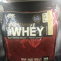 100% Whey Gold Standard Protein Optimum Nutrition 4.54 кг протеин голд стандарт США
