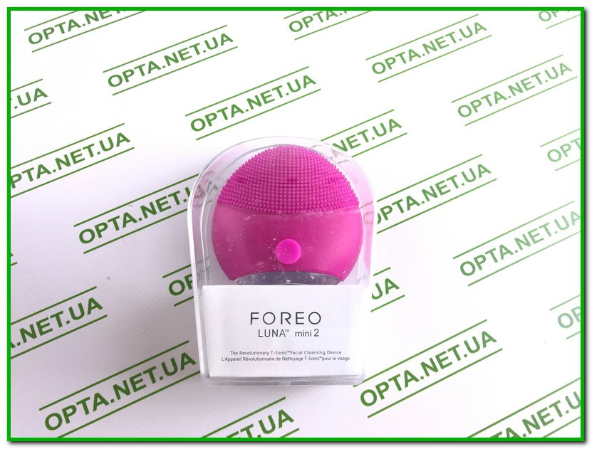 Вибрирующая электрическая щетка для очищения лица FIREO LUNA mini 2