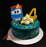 Торт Тачка Маквин из мастики рецепт с фото пошагово - 1000.menu | 200x195