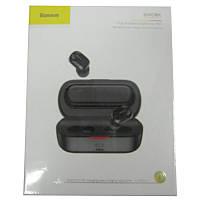 Bluetooth наушники Baseus Encok True Wireless Eaphone W01 black