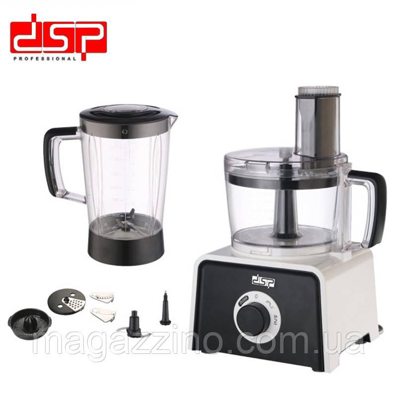 Кухонный комбайн DSP KJ-300B 7в1, 400 Вт.