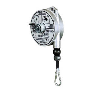 Таль балансир TECNA 9322 Поднимаемый вес 4-6кг Ход 2 м Вес тали 2.3 кг